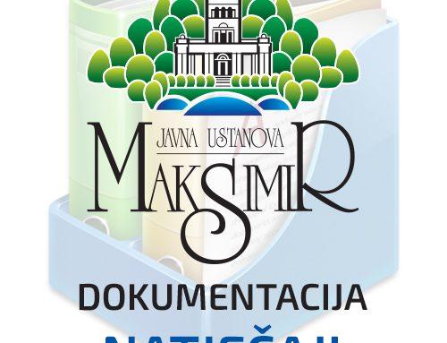 Objavljen natječaj za imenovanje ravnatelja Javne ustanove – Maksimir na mandat od 4 godine