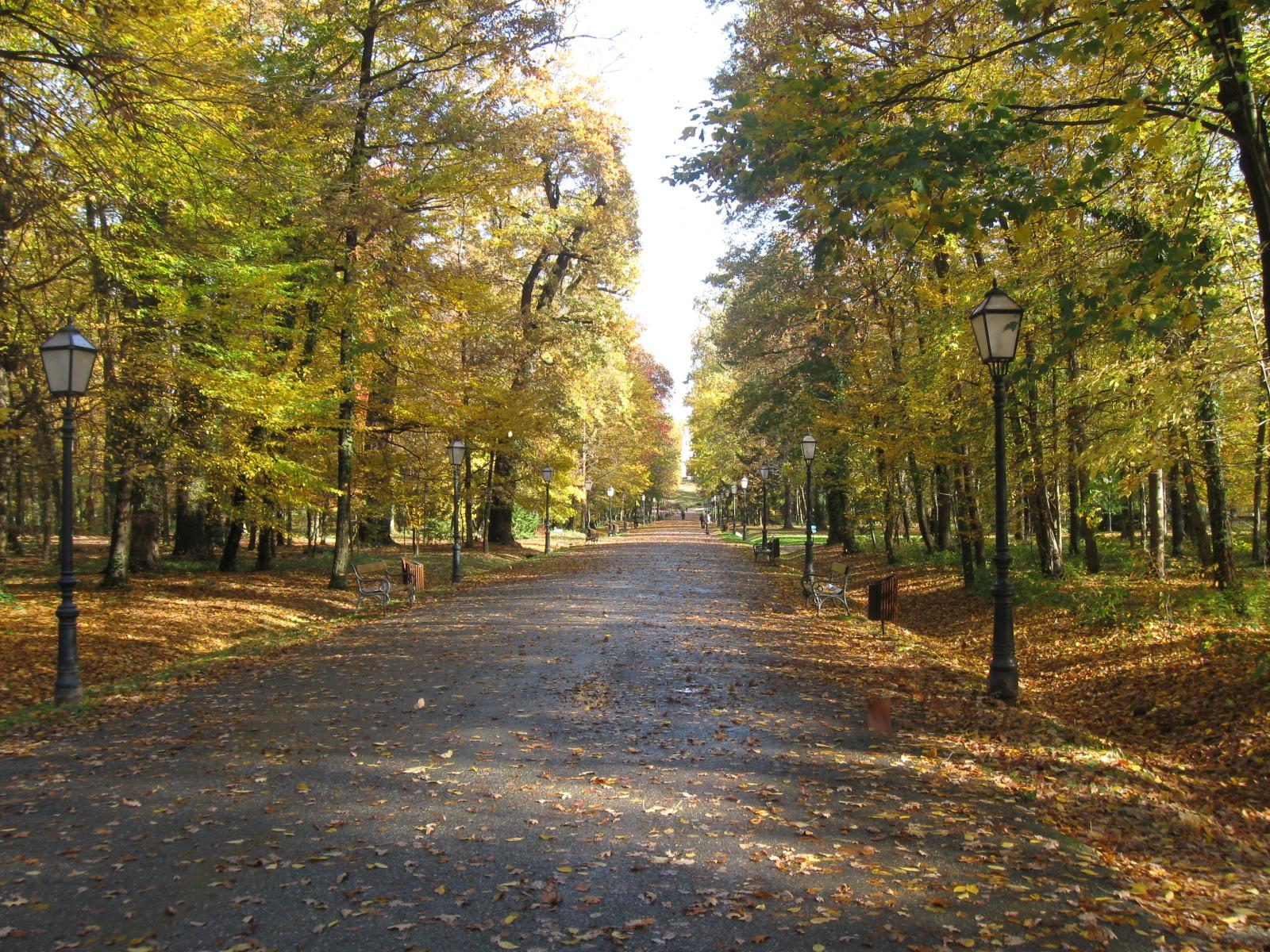 Najljepše boje jeseni su pred Portalom